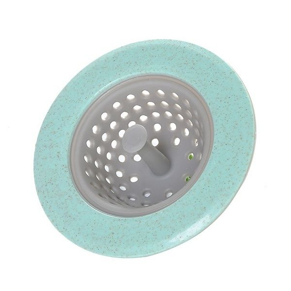 New Home Living Floor Drain Hair Stopper Bath Catcher Sink Strainer Sewer Filter Shower Cover Sink Strainer Kitchen Sink Strainer Floor Drains