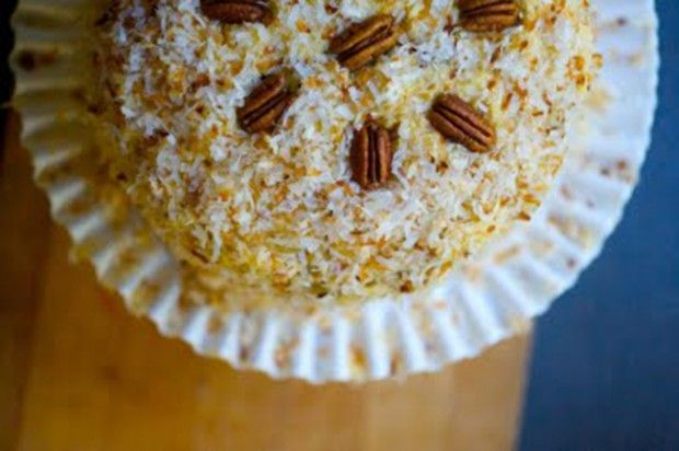 Food For Thought Claire Thomas Pumpkin Carrot Cake