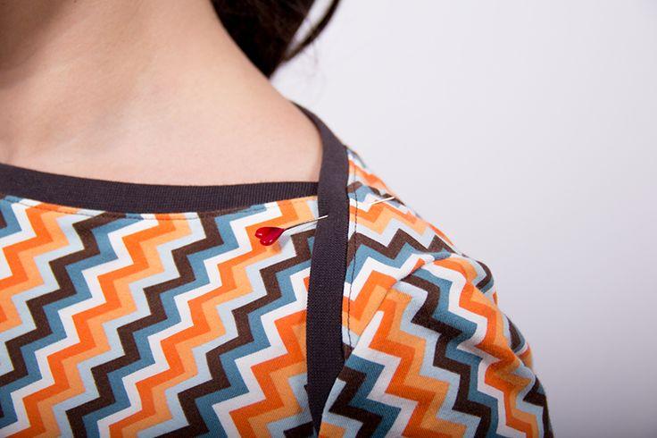 amerikanischer ausschnitt - als cremefarbenes basicshirt?