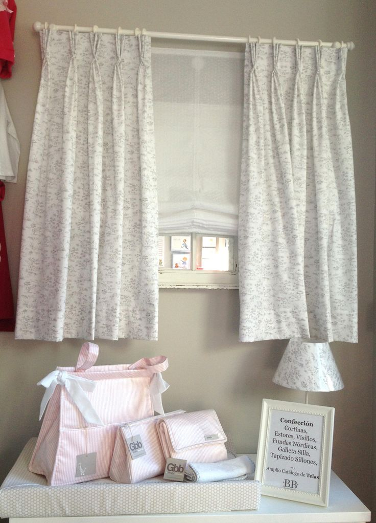 17 best ideas about cortinas habitacion bebe on pinterest - Cortinas para la habitacion ...