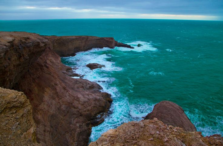 The edge of Newfoundland at Cape St. George