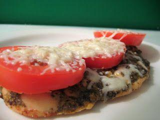 Tart Reform: Baked Pesto Chicken | Recipes To Try | Pinterest