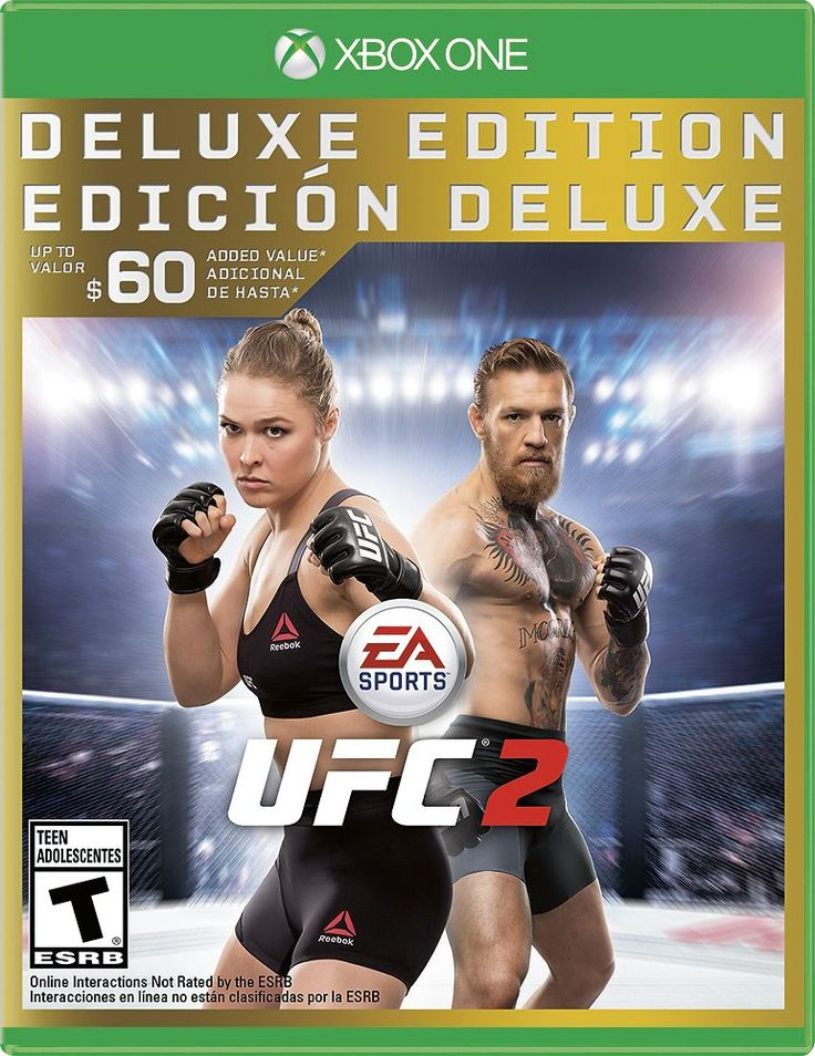 UFC 2: Deluxe Edition - Xbox One
