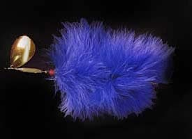 Boo tail lure