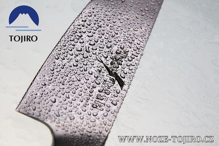 Instrukce k broušení nožů TOJIRO