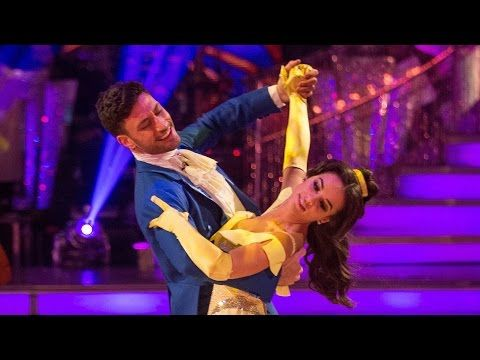 Georgia May Foote & Giovanni Pernice Foxtrot to 'Beauty & The Beast' - Strictly Come Dancing: 2015 - YouTube