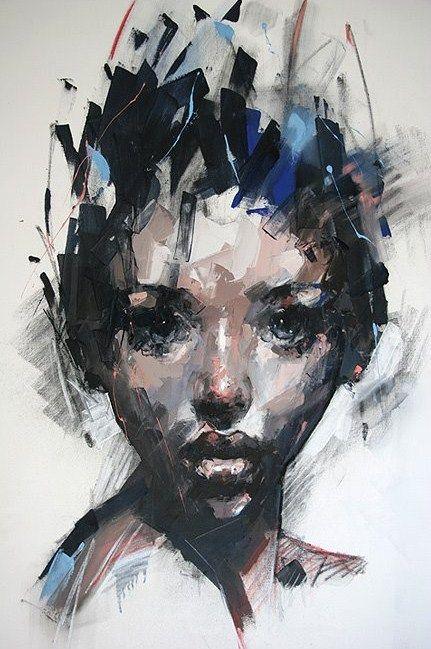 South Africa Artist Ryan Hewett (1979) | Mixed medium on CANVAS...170x140cm