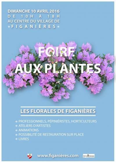 affiche Les Florales de Figanieres
