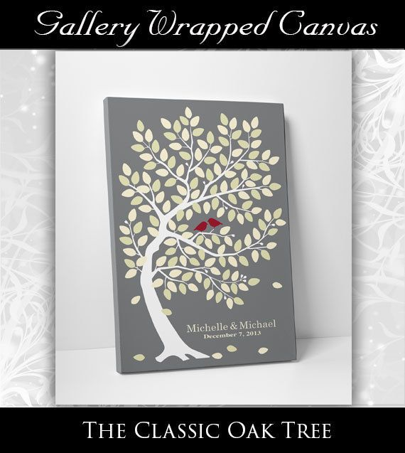 Wedding Guest Book  Custom Wedding Guest door WeddingTreeGuestbook, $64.00