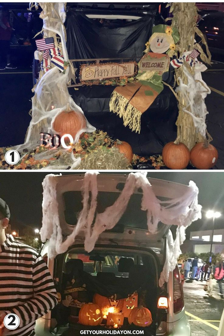 Trunk or Treat| Will your car make the cut