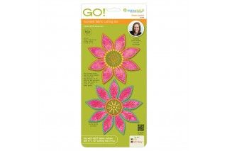 GO! Flower Power by Sarah Vedeler (AQ55309)