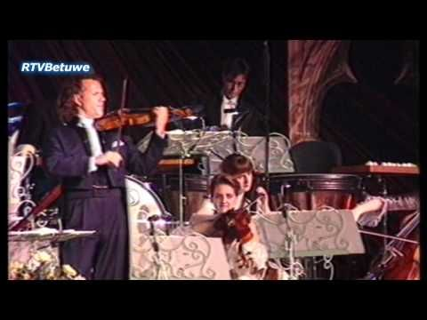 Uit de oude doos, Andre Rieu in Geldermalsen 1996 - YouTube