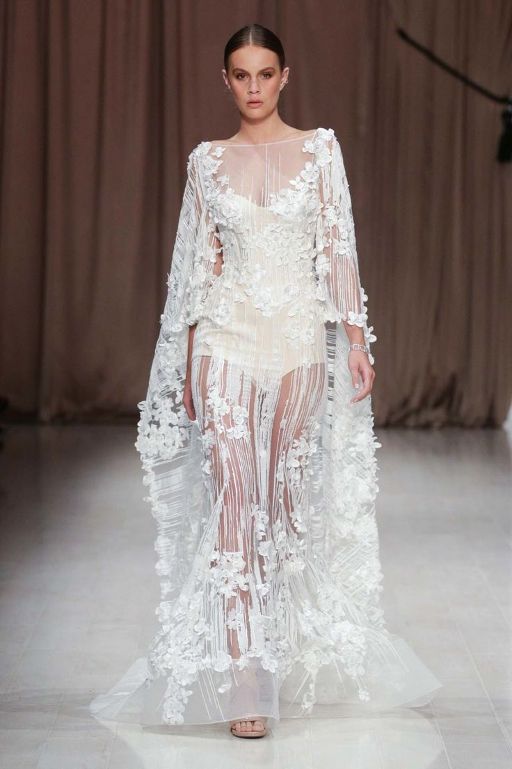 Steven Khalil ready-to-wear spring/summer '15/'16:
