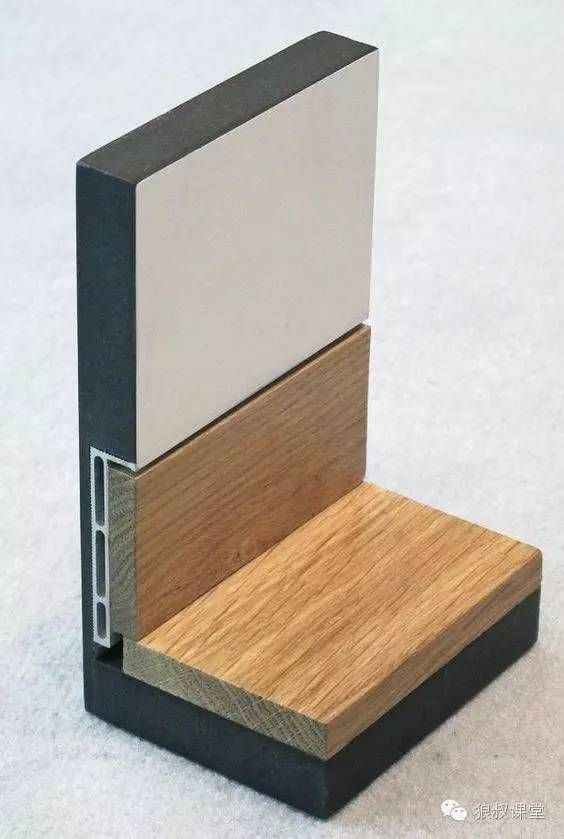 matching baseboards