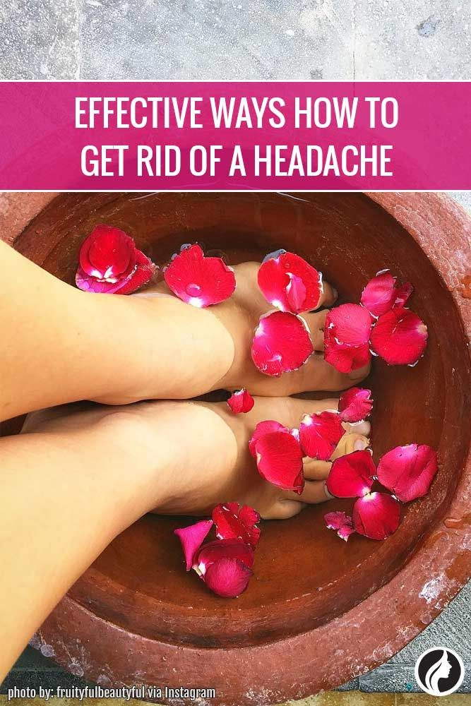 Normally most of us tend to have pain killers to kill a headache. Try natural headache remedies, and you won't regret. The best tips on how to get rid of a headache at home are explained here.