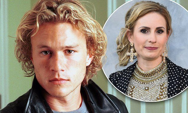 After critics accused new film I Am Heath Ledger of 'whitewashing' the actor's dark side, the star's sister Kate Ledger set the record straight, claiming he was happy and 'had huge plans for his future'.