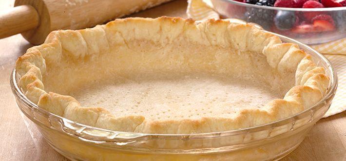 Old Fashioned Crisco Pie Crust