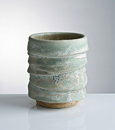 blueberrymodern:  gary wood ceramics