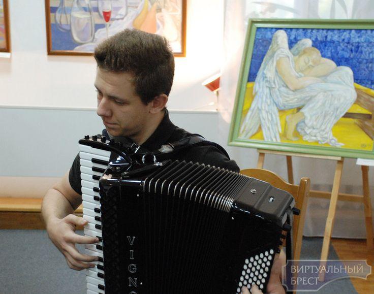 В художественном музее Бреста звучала классическая музыка - фото