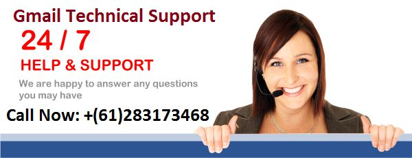 "If you need any additional technical support for your Gmail account, then contact our customer support team. Also, Just dial <a href=""http://gmail.supportnumberaustralia.com.au/"" target=""blank"">  Gmail Customer Support Number</a> +(61)283173468 and you will be connected our technical team of technicians."