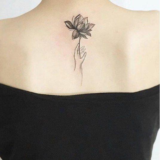 Маленькие татуировки | 231 фотография