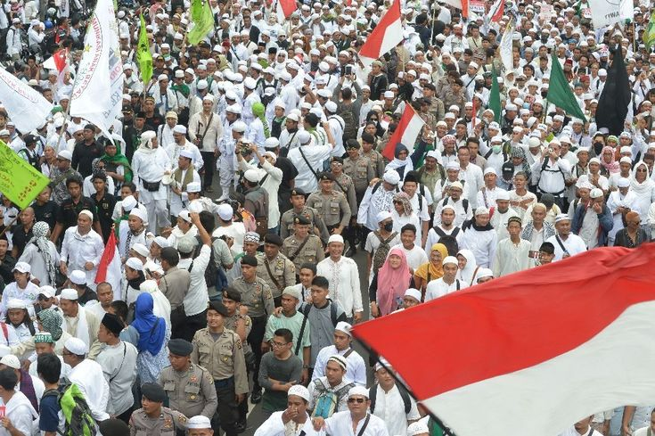 """Will America attack Muslim countries again?"""" asked Indonesian activist Alijah Diete, as Muslims reeled Wednesday from Donald Trump's shock US presidential election victory.  With markets in a tailspin and the world looking on in shock, there was growing anxiety in Pakistan, Indonesia and Bangladesh"""