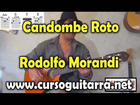 """Rodolfo Morandi es un músico y compositor uruguayo,  que tras abandonar su país natal con la intención de conocer mundo, se convirtió, sin proponérselo, en un icono y referente de la música afro uruguaya conocida como candombe, su canción más popular """"Candombe Roto"""" es fuente de inspiración para las nuevas generaciones."""