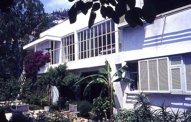 Eileen Gray's E-1027 house | Architecture | Pinterest