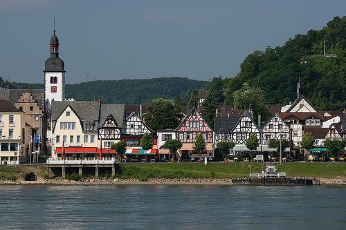 Bad Breisig ~ Rhineland Palatinate ~ Germany Flickr - Photo Sharing by LusoFox