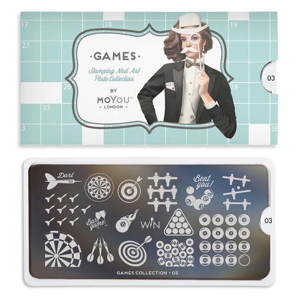 Games 03 | MoYou London