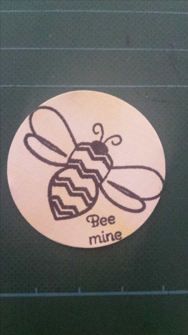 Bee Mine uit de Pun intended set van Stampin Up [ Made by Mandy ]