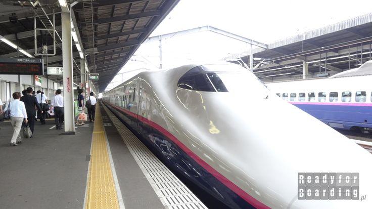 #Shinkansen #bullettrain #Japan #japonia #travel #readyforboarding