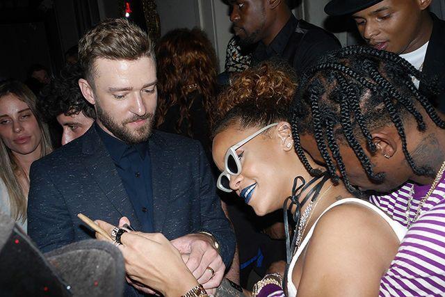 Meet Rihanna's New (Rumored) Rap Star Boyfriend #refinery29  http://www.refinery29.com/2015/09/93929/rihanna-dating-travis-scott