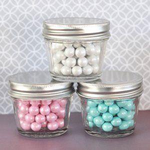 DIY Blank Mini Mason Jars – 4 oz