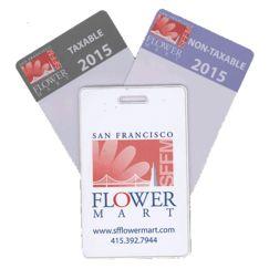 SF Flower Mart in San Francisco, Ca