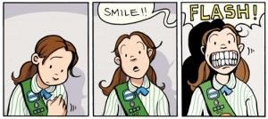 """The Tweeks review """"Smile"""" by Raina Telgemeier"""