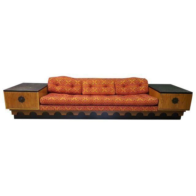 Image of Mid-Century Adrian Pearsall Mediterranean Sofa