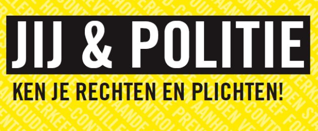 Daarnaast staan in de folderJij en politie: Ken je rechten en plichten tips over de juiste houding en gedrag tijdens politiecontroles. In onze gespreken met burgers zien we dat burgers vaak frus