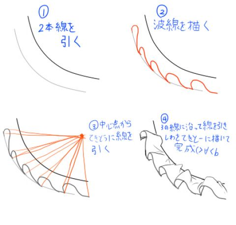 kurisu004: So easy! Ten 5-step drawing tutorials ... - references