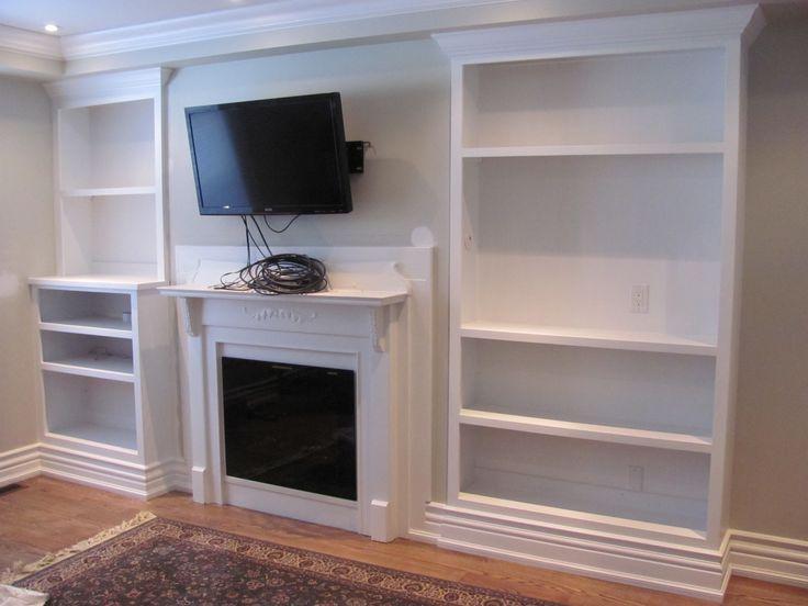 Custom Design/Built-in Media Cabinets