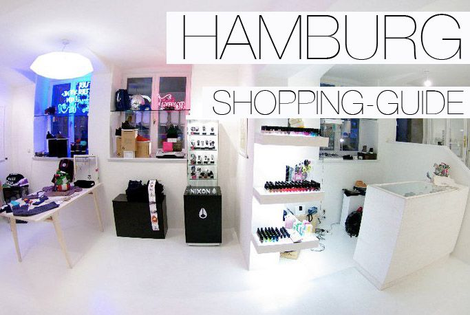 hamburg shopping guide, woohooo