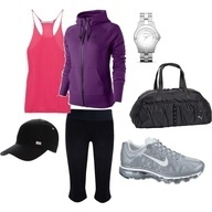 Workout gear! fashion