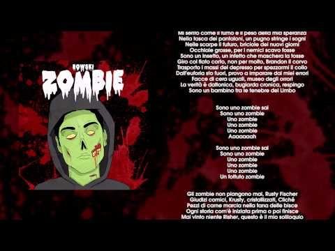 Rowski - Zombie (Prod by freddi roma)