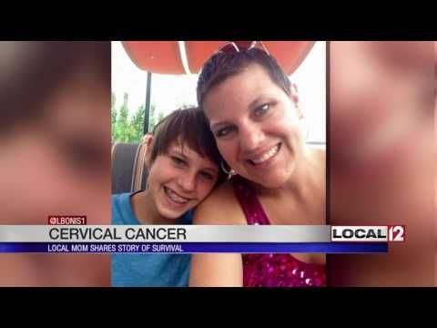 Local mom shares story of survival & early warning signs of cervical cancer - WATCH VIDEO HERE -> http://bestcancer.solutions/local-mom-shares-story-of-survival-early-warning-signs-of-cervical-cancer    *** cervical cancer symptoms ***   CINCINNATI (WKRC) – A local mom was speaking up about the same cancer for which sports reporter Erin Andrews was recently treated. Cervical cancer was not commonly discussed which was why a mom said she was talking about it. She felt s