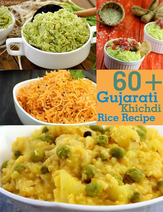 65 Khichdi Recipe, Gujarati Khichdi Recipe on Tarladalal.com | Page 1 of 5