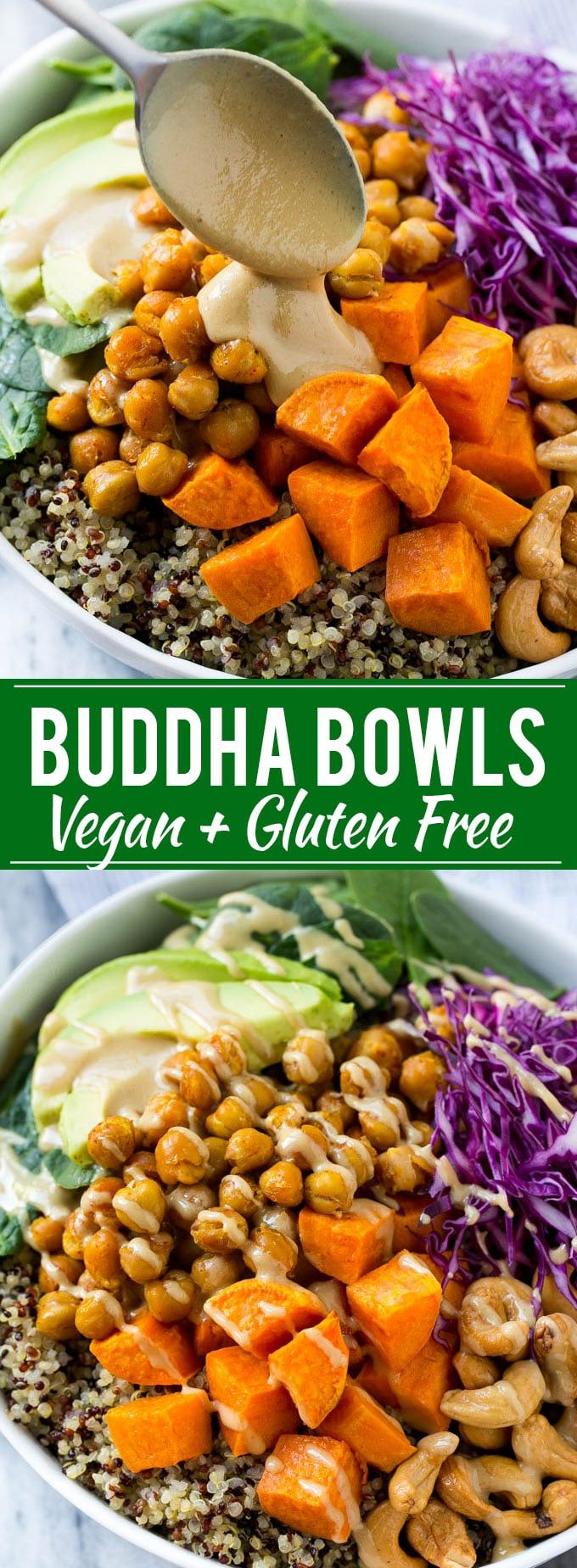****For more recipes, fitness, and positivity, follow Healthy FitMom on FB at: Facebook.com/HealthyFitMom0/ ******** Buddha Bowl Recipe | Vegan Buddha Bowl | Quinoa Bowl | Sweet Potato Recipe | Quinoa Recipe