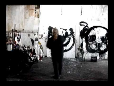 ▶ Studio visit with Joyce Pensato - YouTube