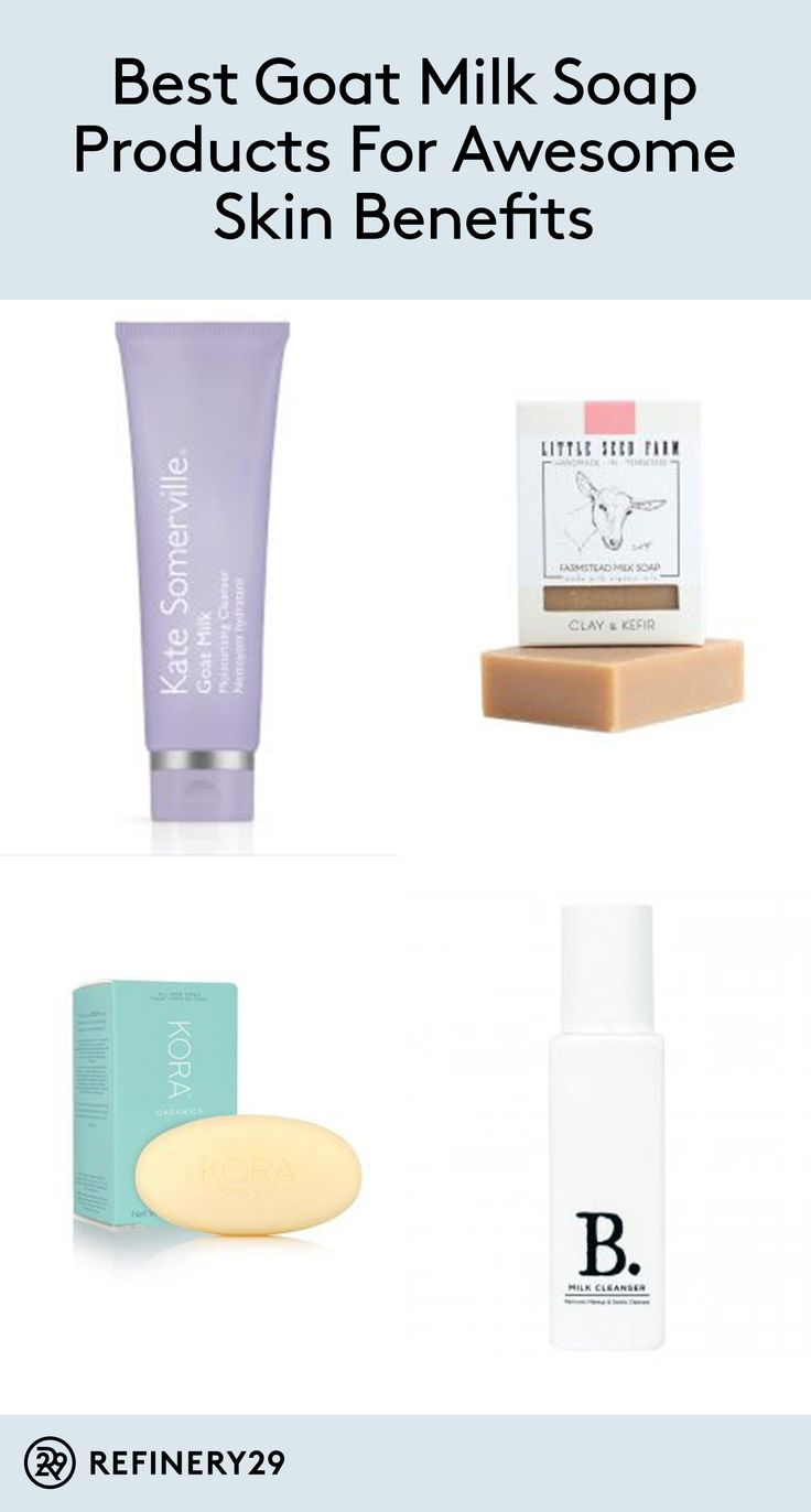 7 reasons to add goat milk to your spring skincare routine