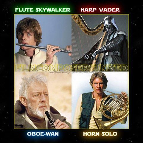 LOL ironically I can play two of these instruments!