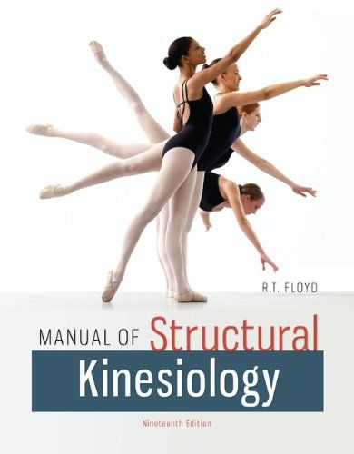 23 best our physical education titles images on pinterest floyd manual of structural kinesiology nineteenth edition fandeluxe Gallery